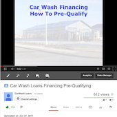 How To Pre-Qualify For Car Wash Financing